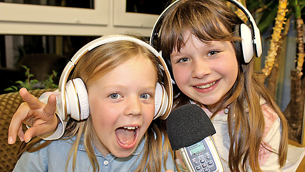 Kids ON AIR - Leni & Jule