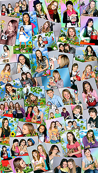 Oster-Fotoshooting Kids
